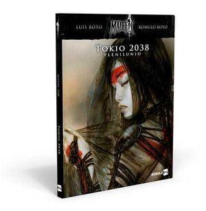 MALEFIC TIME JDR PLENILUNIO: TOKIO 2038