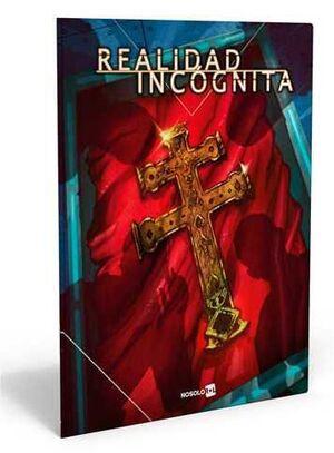 HITOS JDR: REALIDAD INCOGNITA