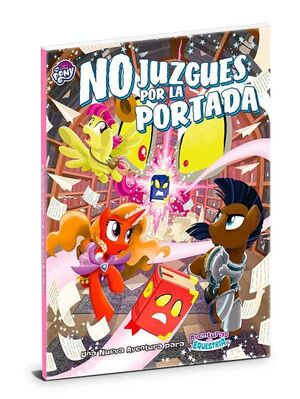 MY LITTLE PONY JDR: NO JUZGUES POR LA PORTADA