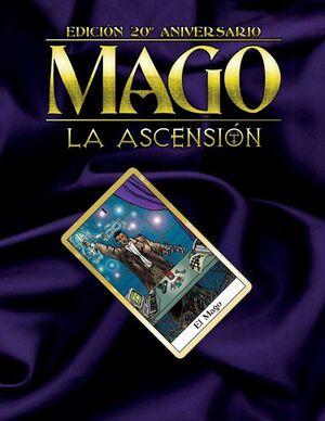 MAGO LA ASCENSION JDR 20 ANIV - BOLSILLO