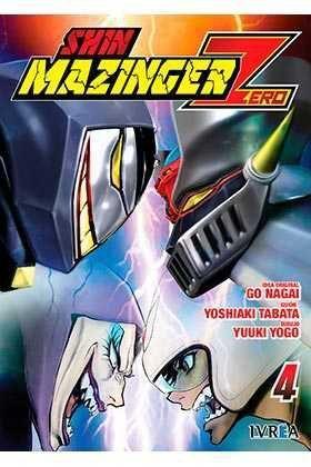 SHIN MAZINGER ZERO #04