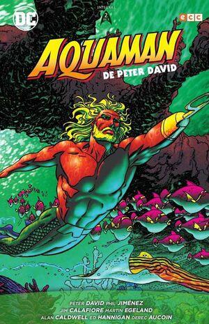 AQUAMAN DE PETER DAVID VOL. 02