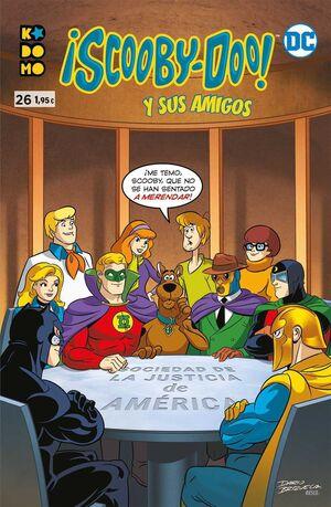 SCOOBY-DOO Y SUS AMIGOS #26 (GRAPA ECC)