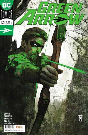GREEN ARROW VOL.2 #12 (ECC)