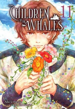 CHILDREN OF THE WHALES #11
