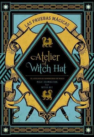 ATELIER OF WITCH HAT #05 (EDICION ESPECIAL)