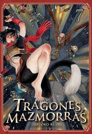 TRAGONES Y MAZMORRAS #07