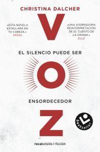 VOZ. EL SILENCIO PUEDE SER ENSORDECEDOR