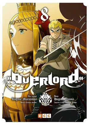 OVERLORD #08