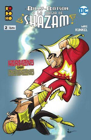 BILLY BATSON Y LA MAGIA DE ¡SHAZAM! #02