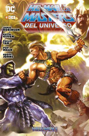 HE-MAN Y LOS MASTERS DEL UNIVERSO #01