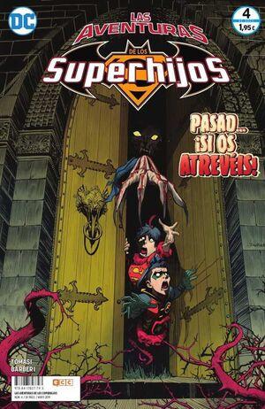 LAS AVENTURAS DE LOS SUPERHIJOS #04