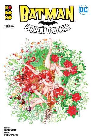 BATMAN: PEQUEÑA GOTHAM #10 (GRAPA ECC)