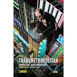 TRANSMETROPOLITAN. LIBRO 01 (ECC - CARTONE SEGUNDA EDICION)
