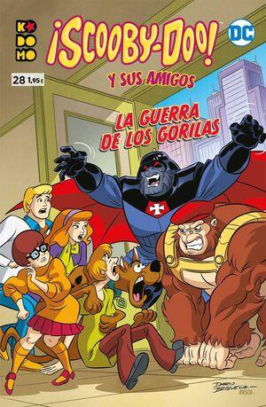 SCOOBY-DOO Y SUS AMIGOS #28 (GRAPA ECC)