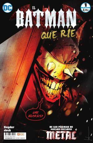 EL BATMAN QUE RIE #01. ME AÑORAIS?