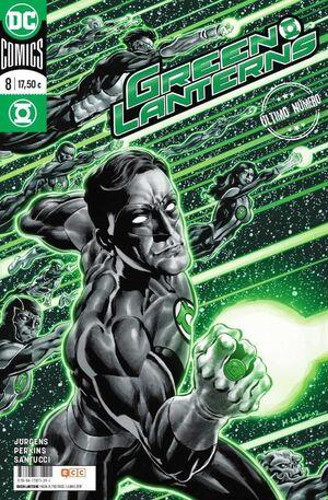 GREEN LANTERNS #08. RENACIMIENTO (RTCA)
