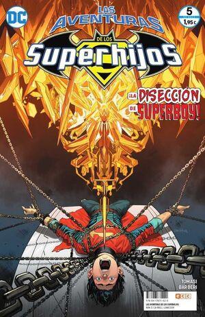LAS AVENTURAS DE LOS SUPERHIJOS #05