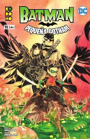 BATMAN: PEQUEÑA GOTHAM #11 (GRAPA ECC)