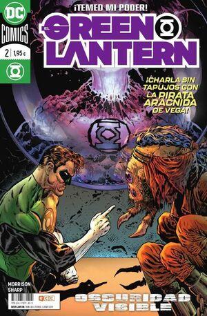 EL GREEN LANTERN #084 / #002. AGENTE INTERGALACTICO (GRANT MORRISON)