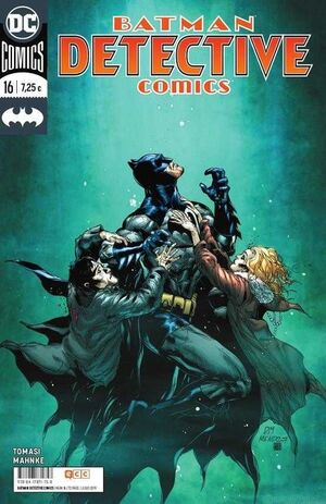 BATMAN: DETECTIVE COMICS #16 UNIVERSO DC