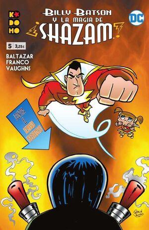 BILLY BATSON Y LA MAGIA DE ¡SHAZAM! #05