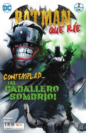 EL BATMAN QUE RIE #02. CONTEMPLAD... AL CABALLERO SOMBRIO!