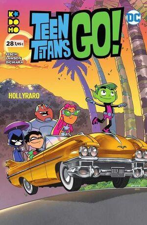 TEEN TITANS GO! #28 (GRAPA ECC)