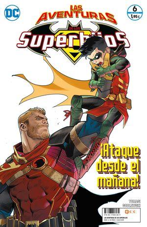 LAS AVENTURAS DE LOS SUPERHIJOS #06