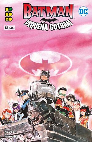 BATMAN: PEQUEÑA GOTHAM #12 (GRAPA ECC)