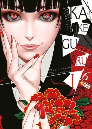 KAKEGURUI #06