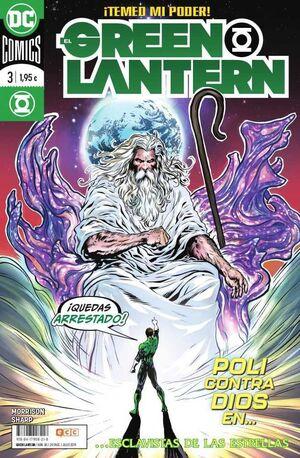 EL GREEN LANTERN #085 / #003. ESCLAVISTAS DE LAS ESTRELLAS (GRANT MORRISON)