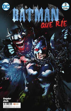 EL BATMAN QUE RIE #03
