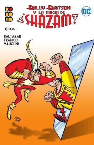 BILLY BATSON Y LA MAGIA DE ¡SHAZAM! #06