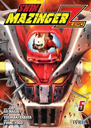 SHIN MAZINGER ZERO #05
