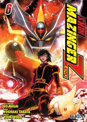 SHIN MAZINGER ZERO #06
