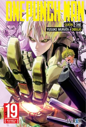 ONE PUNCH-MAN #19