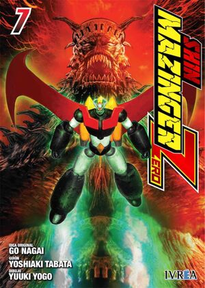 SHIN MAZINGER ZERO #07