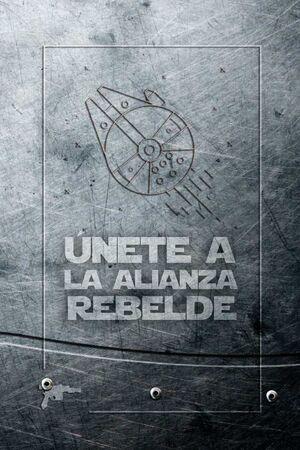 STAR WARS LIBRETA HALCON MILENARIO