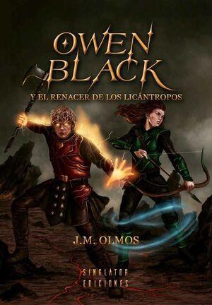 OWEN BLACK Y EL RENACER DE LOS LICANTROPOS