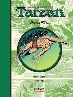 TARZAN VOL. 02. SUNDAY PAGES 1939 - 1941