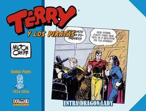 TERRY Y LOS PIRATAS: 1934-1936. SUNDAY PAGES