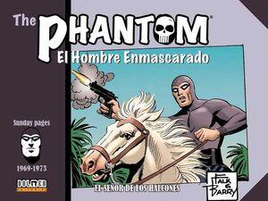 THE PHANTOM. EL HOMBRE ENMASCARADO 1969-1973: EL SEÑOR DE LOS HALCONES