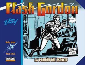 FLASH GORDON. LA PRISION DEL ESPACIO 1951-1953