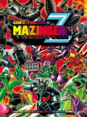MAZINGER Z ALBUM DE CROMOS CALBEE