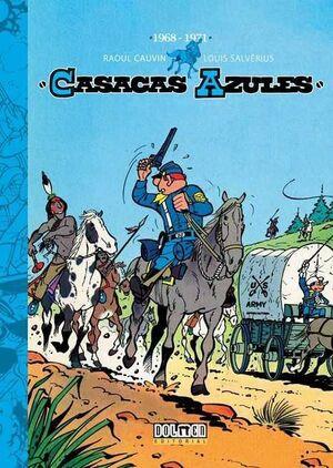 CASACAS AZULES 1968-1971