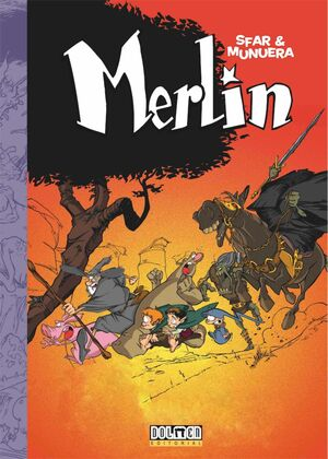 MERLIN. INTEGRAL #02