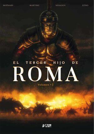 EL TERCER HIJO DE ROMA #01