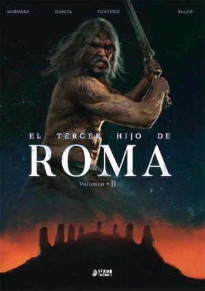 EL TERCER HIJO DE ROMA #02