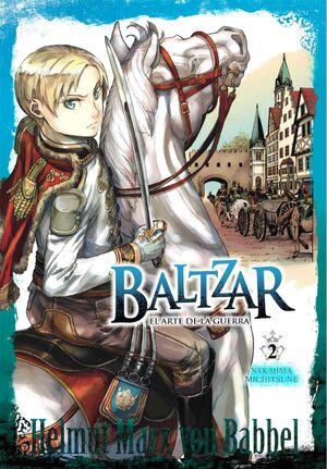 BALTZAR: EL ARTE DE LA GUERRA #02